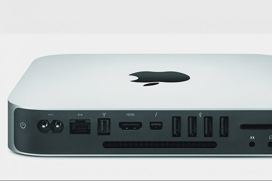 Apple Mac Mini 2018-2