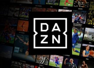 DAZN Lo streming on demand