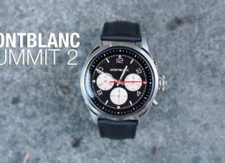 Summit 2 Montblanc
