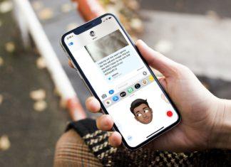 iPhone x, Memoji